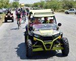 Se lleva en Mante Rodada por el Turismo