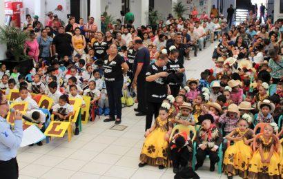 """Celebran festival """"Orgullo Tamaulipeco"""" en la presidencia municipal"""