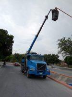 Gobierno Municipal Mantiene Calles bien Iluminadas