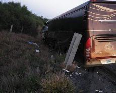 Integrantes del Grupo La Firma Sufren Accidente