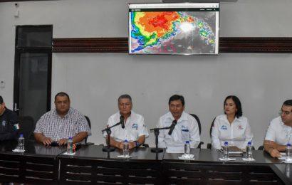 Instalan Comité Municipal de Protección Civil