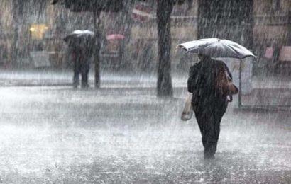 Lluvias de muy fuertes a intensas se prevén en Tamaulipas y otros 9 estados del país