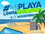 Jóvenes Tamaulipas Harán Limpia Challenge en playa La Pesca de Soto La Marina