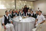 Festeja Alcaldesa a Enfermeras de Xicoténcatl