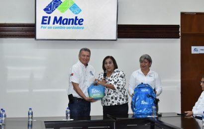 Estructura Educativa de El Mante Agradece Impulso del Gobierno Municipal