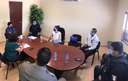 Centro de Salud y Gobierno de Xicoténcatl suman esfuerzos contra el Covid-19