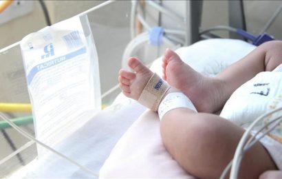 Recién Nacido se Contagia de Covid-19