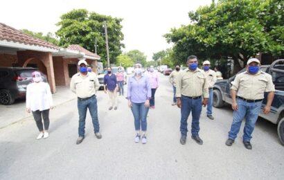 Inicia Descacharrización en zona urbana de Xico