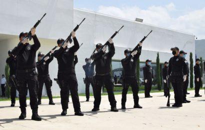 Despiden con Honores a Policía Caído en Acción en Reynosa