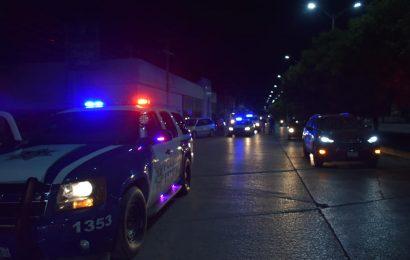 Mediante Fuerza Pública Hacen Respetar Reducción de Movilidad en Mante