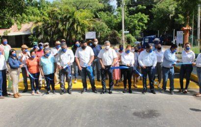 Alcalde entrega Importantes Obras al Ejido Chapultepec y colonia Guerrero