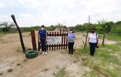 Directora del INAH Visita Sitios Históricos de Xicoténcatl