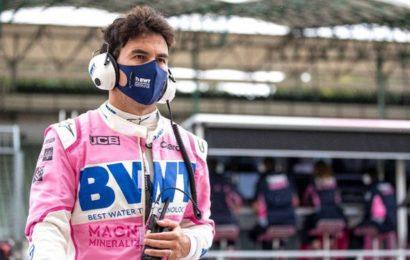 Sergio Peréz volverá al GP de España tras dar negativo por COVID-19