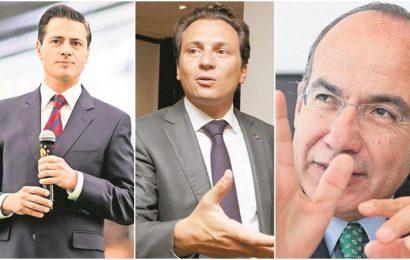 Por Acusaciones de Lozoya Llamaran a Declarar a Peña Nieto y Calderón